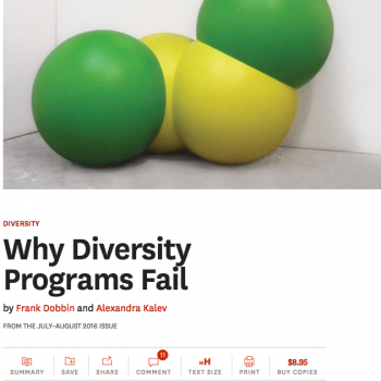 diversity programs fail HBR pic