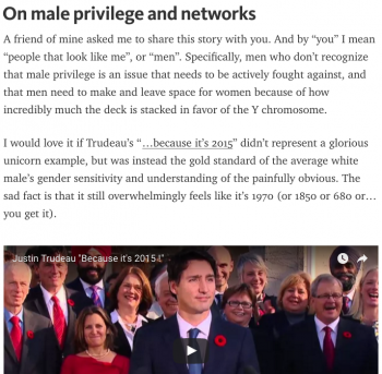 On male privilege and networks pic
