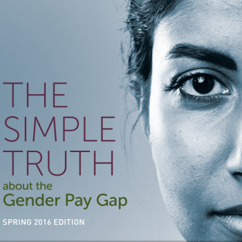 The Simple Truth about Gender Pay Gap pic